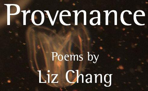 Provenance: Poems by Liz Chang
